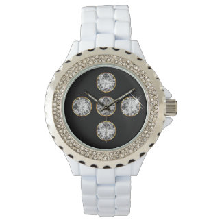 Glitzy Bling Design Watches