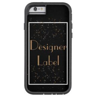 Glitzy Designer Label Phone case