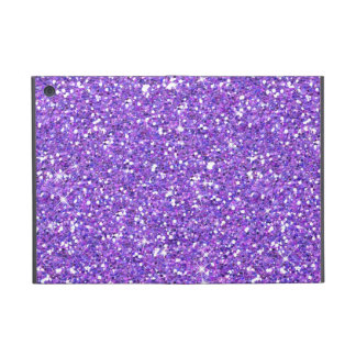 Glitzy Eggplant Glitter iPad Mini Case
