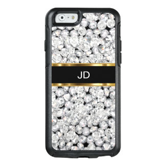 Glitzy Faux Jewel Bling OtterBox iPhone 6/6s Case