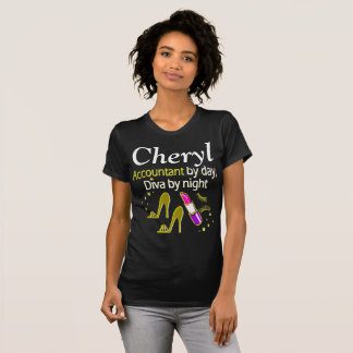 GLITZY GOLD PERSONALIZED T SHIRT