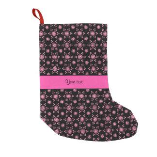 Glitzy Sparkly Pink Glitter Stars