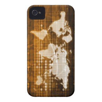 Global Access of Service and Technology Solutions iPhone 4 Case-Mate Cases