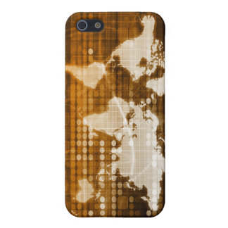 Global Access of Service and Technology Solutions iPhone 5/5S Cases