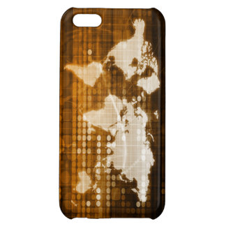 Global Access of Service and Technology Solutions iPhone 5C Cover