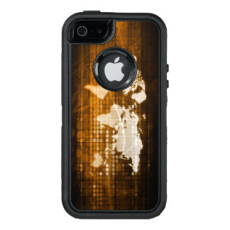 Global Access of Service and Technology Solutions OtterBox iPhone 5/5s/SE Case