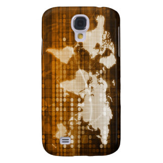 Global Access of Service and Technology Solutions Samsung Galaxy S4 Case