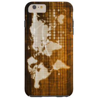Global Access of Service and Technology Solutions Tough iPhone 6 Plus Case