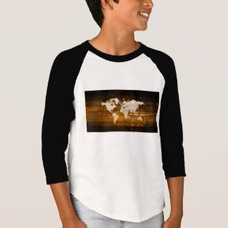 Global Access of Service and Technology Solutions Tshirt