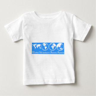 GLobal All-inclusive Society System (GLASS) Baby T-Shirt