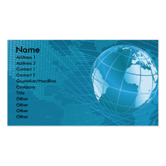 Global Business Business Card