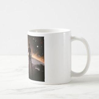 Global business concept coffee mug
