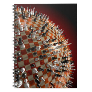 Global Chess Game Notebook