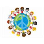 Global Children Postcard
