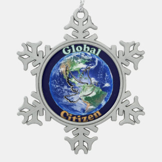 Global Citizen, Ornament
