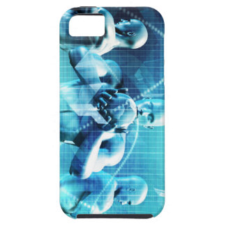 Global Conference Concept as a Abstract Background iPhone 5 Covers