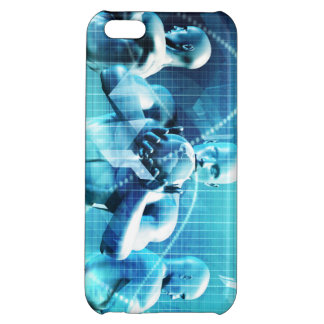 Global Conference Concept as a Abstract Background iPhone 5C Covers