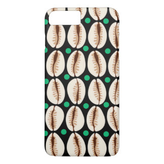 Global Cowrie Shell iPhone 8 Plus/7 Plus Case