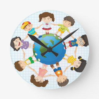 Global diversity wallclock