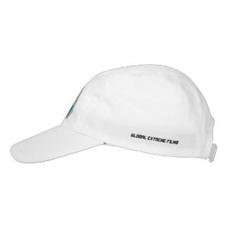 Global Extreme Films Adjustable Hat (White)