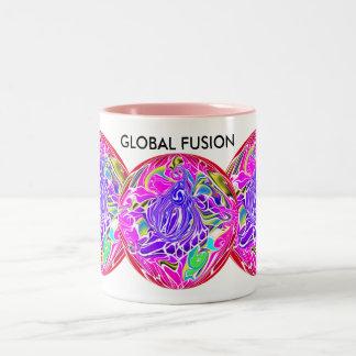 GLOBAL FUSION MUG