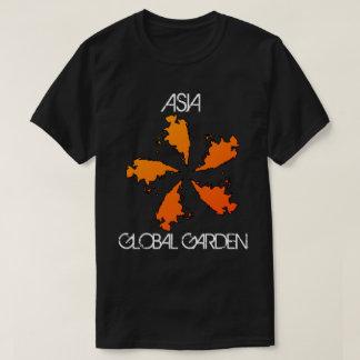Global Garden Map Designs: Asia T-Shirt