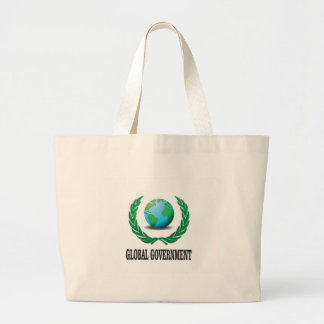 global government large tote bag