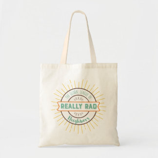 Global League of Really Rad Neighbors Tote Bag