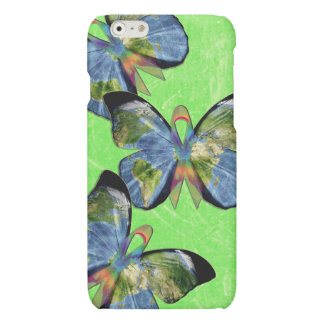 Global Lyme Disease Awareness Butterfly Phone Case