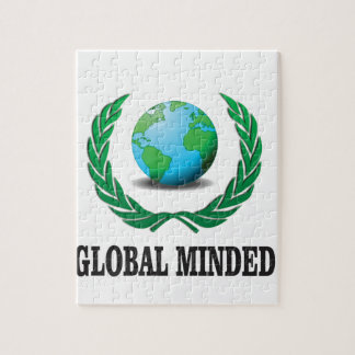 global minded puzzle