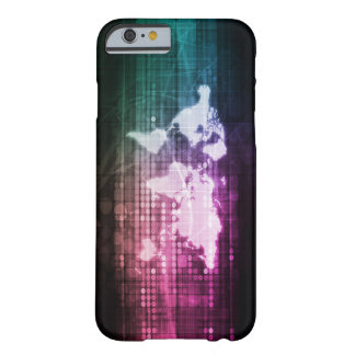 Global Network Connection and Integrated Barely There iPhone 6 Case