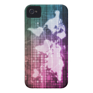 Global Network Connection and Integrated Case-Mate iPhone 4 Cases
