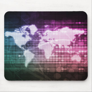 Global Network Connection and Integrated Mouse Pad