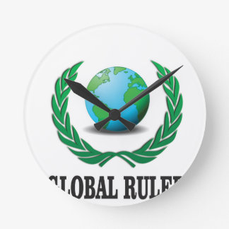 global Ruler green Clocks