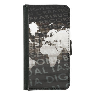 Global Subscription Services System as a Platform Samsung Galaxy S5 Wallet Case