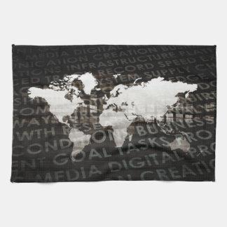 Global Subscription Services System as a Platform Tea Towel