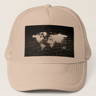 Global Subscription Services System as a Platform Trucker Hat