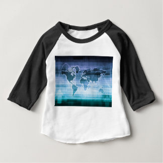 Global Technology Solutions Baby T-Shirt