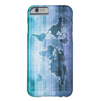 Global Technology Solutions on the Internet Barely There iPhone 6 Case