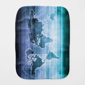 Global Technology Solutions on the Internet Burp Cloth