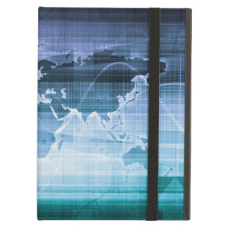 Global Technology Solutions on the Internet iPad Air Case
