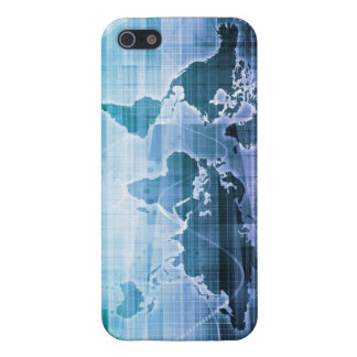Global Technology Solutions on the Internet iPhone 5 Cover