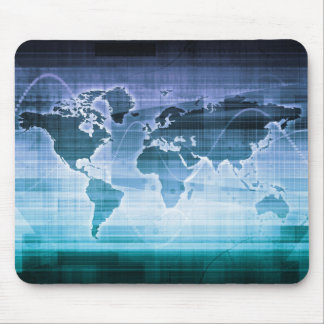 Global Technology Solutions on the Internet Mouse Pad