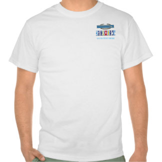 Global War on Terror CIB GRUNT Shirt