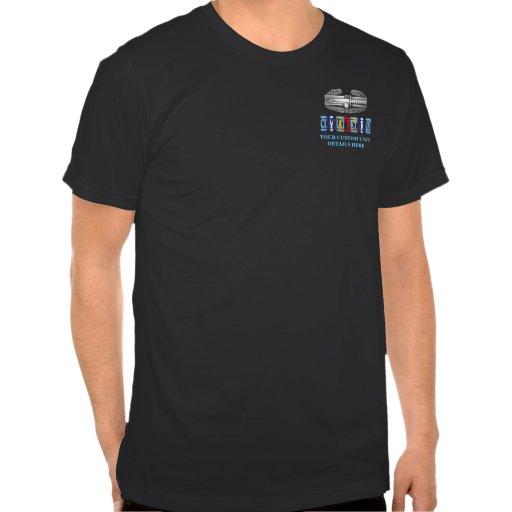 Global War on Terrorism COMBAT VETERAN Shirt