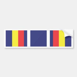 Global War on Terrorism Ribbon Bumper Stickers