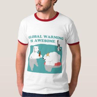 Global Warming Awesome shirt