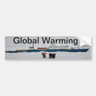 Global Warming? Bumper Sticker