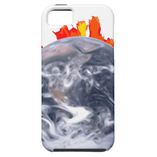 Global Warming Earth Case For The iPhone 5