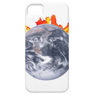 Global Warming Earth iPhone 5 Cases